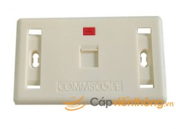 AMP Faceplace 1p (Mặt wallplate AMP 1P )