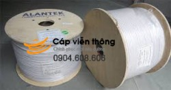 Dây cáp mạng Alantek cat6 FTP 4 Pair Cable Solid Cable