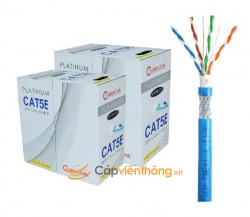 Cáp mạng Cat5e SFTP Golden Link Platinum