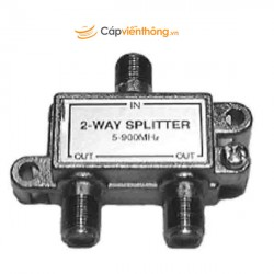 Alantek Splitter Indoor 2-way (308-0002HS-00IS)