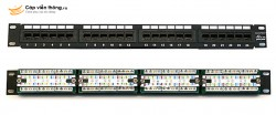 Patch Panel 24P AMP Category 5E